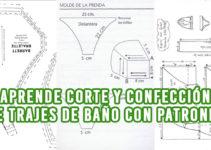 CORTE Y CONFECCIÓN DE TRAJES DE BAÑO