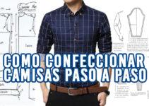 CORTE Y CONFECCIÓN DE CAMISAS
