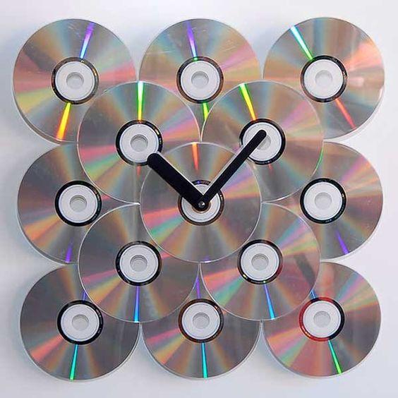 APRENDE MANUALIDADES CON CDS