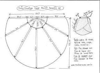 ec3031527d CURSO GRATIS DE COSTURA SOBRE FALDAS CRUZADAS MUY SIMPLES
