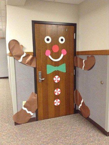 decorar las puertas de tu hogar para esta Navidad