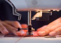 Aprender a coser bien y recto en máquina de coser