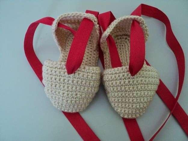 Curso Taller De Como Hacer Hermosos Zapatos De Bebes De Crochet Muy Fáciles Paso A Paso