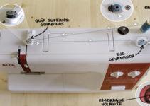 Aprender a ponerle el hilo a tu máquina de coser