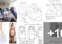 Aprende hacer blusas de manga larga con patrones