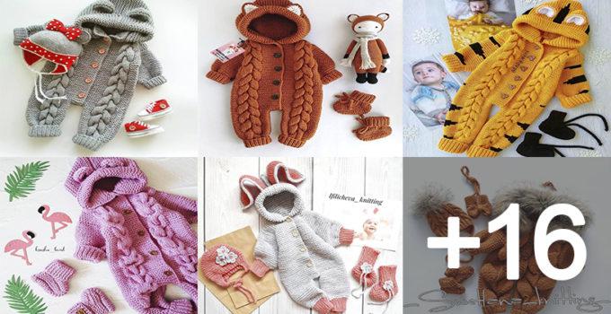 Aprender Hacer Enterizo De Crochet Para Bebés Archivos Ideas Simples