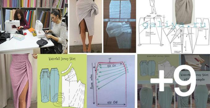 corte y confección: Aprende a Como hacer faldas